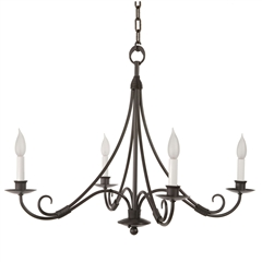 Sturbridge 4-Arm Chandelier