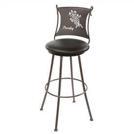 Parsley Barstool 25""