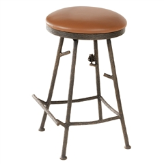 Pine Barstool (No Back) 30""