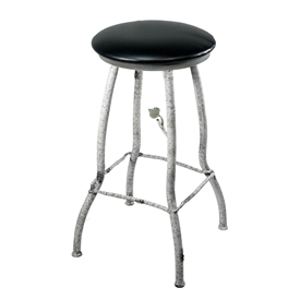 Whisper Creek Barstool (No Back) 30""