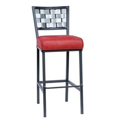 Rushton Square Bar Stool 25""