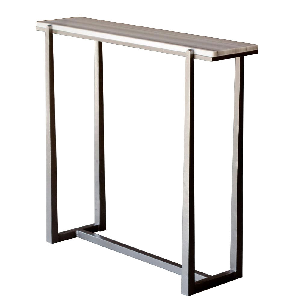 Cooper wrought iron console table charleston forge price 134900 geotapseo Images