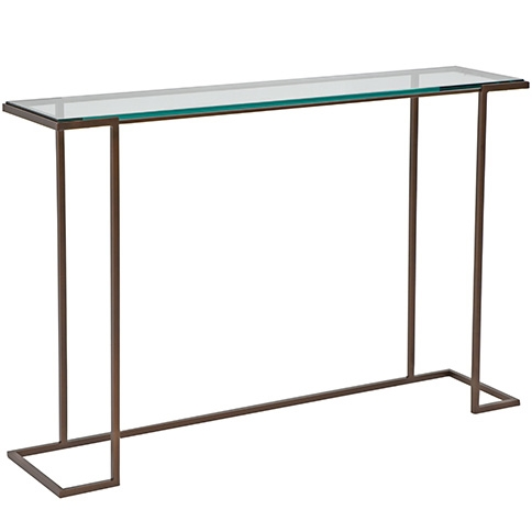 Pictured Here Is The Taylor Console Table Manufactured By Charleston Forge.