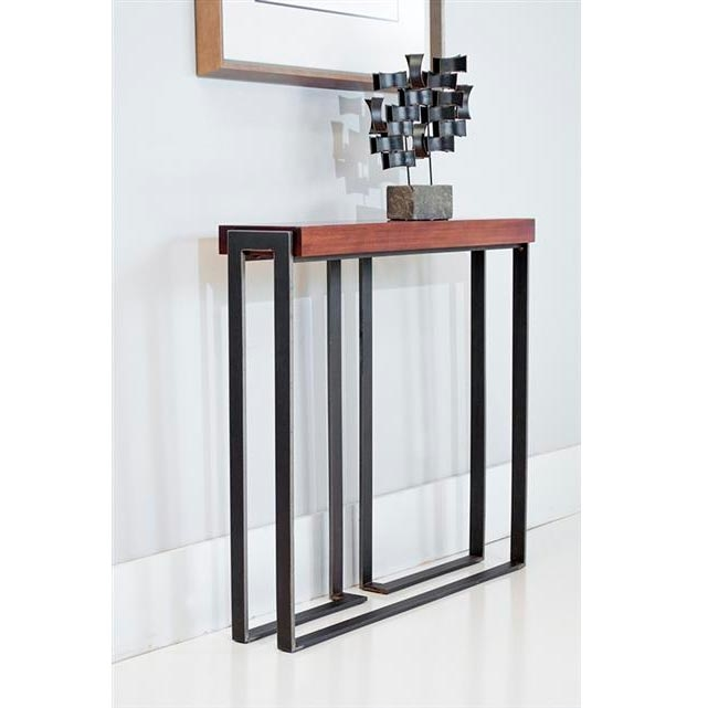 watson 34 in console table by charleston forge rh timelesswroughtiron com Mocha Sofa Table ashley watson sofa table