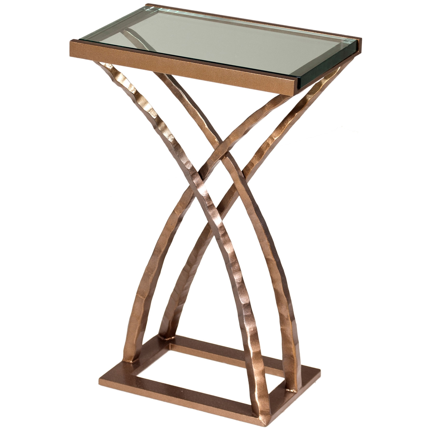 Pictured Is The Quad Drink Table Hand Crafted By The Artisans Of Charleston  Forge, With