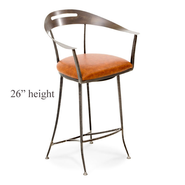 Remarkable Ventura Swivel Counter Stool 26 In Seat Height Caraccident5 Cool Chair Designs And Ideas Caraccident5Info