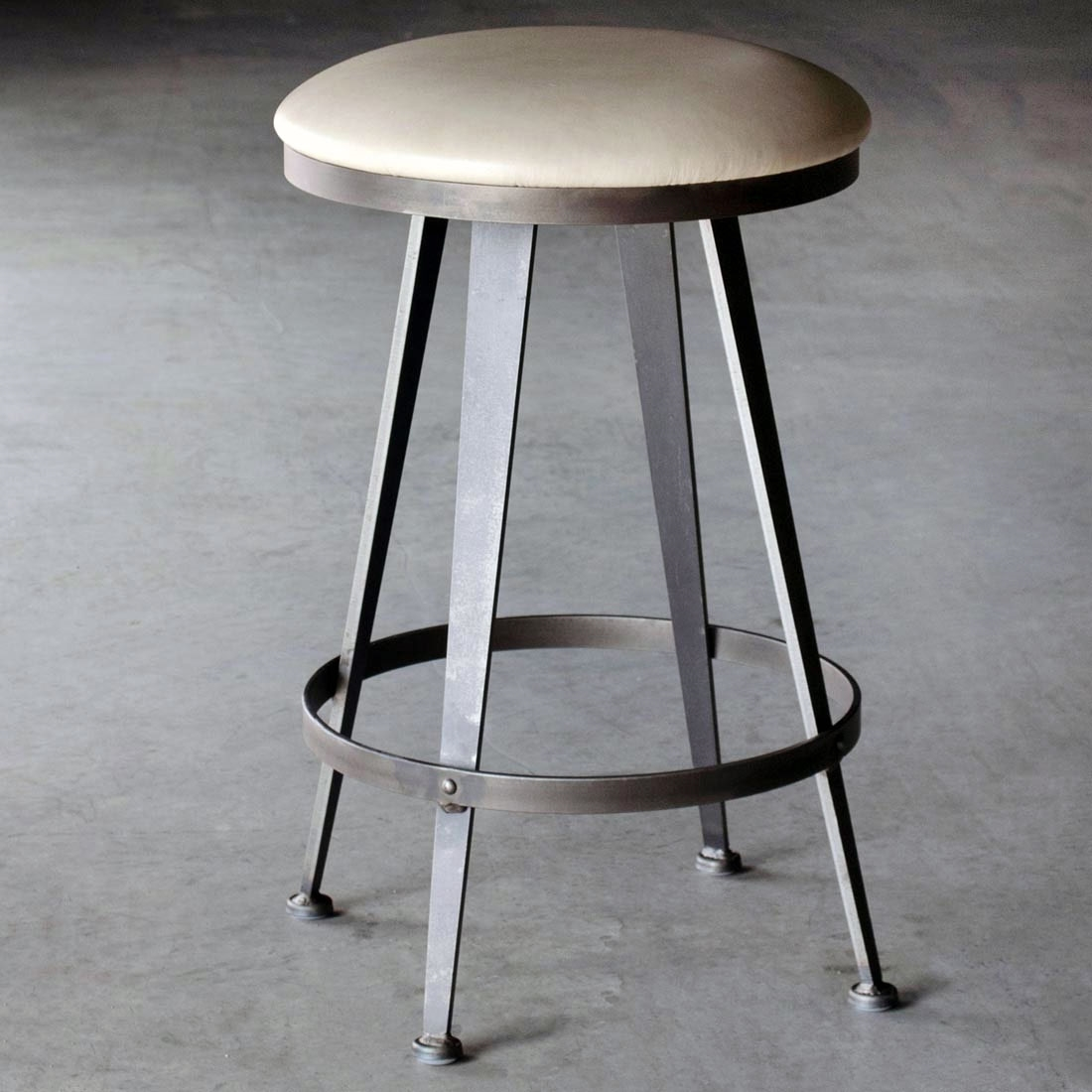 Price $1047.00 & Aries Swivel Backless Counter Stool | 26-in Seat Height islam-shia.org
