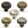 Plymouth Solid Brass Knob 1-1/4in diameter by Century Hardware