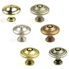 "Hartford Solid Brass, Knob, 1-3/16"" diameter by Century Hardware"