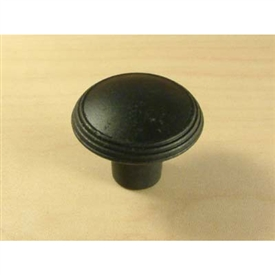 Rio Zinc Die Cast Knob 30mm diameter by Century Hardware