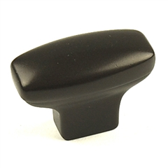 "Glacier II Zinc Die Cast, Knob, 1-1/2"" dia., Light Oil Rubbed Bronze by Century Hardware"