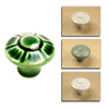 "Alps Ceramic, Knob, 1-3/8"" diameter by Century Hardware"
