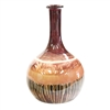 Pictured here is the Sugar Plum Glass Bottle with Lip from Couleur
