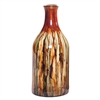 Pictured here is the Terra Small Glass Bottle from Couleur
