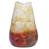 Pictured here is the Fiesta Small Glass Flower Urn from Couleur