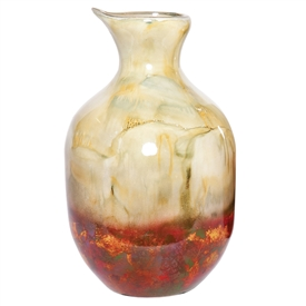 Pictured here is the Fiesta Small  Glass Pitcher from Couleur