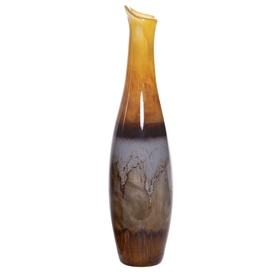 Pictured here is the Tuscan Small Glass Bottle from Couleur