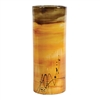 Pictured here is the Sunburst Glassware Cylinder from Couleur