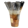 Pictured here is the Signature Flower Glass Vase from Couleur