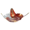 Pictured here is the Signature Golden Triangle Glass Bowl from Couleur