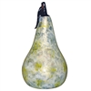 Pictured here is the Moon Dance Glass Fruit Pear Shape by Couleur