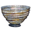 Pictured here is the Moon Dance Large Glass Bowl from Couleur