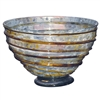 Pictured here is the Moon Dance Small Glass Bowl from Couleur