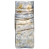 Pictured here is the Moon Dance Large Square Glass Vase from Couleur