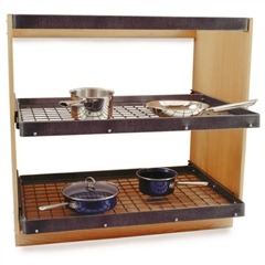 Enclume Cookware Shelving Unit