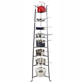 Enclume 8-Tier Cookware Stand - Knock Down
