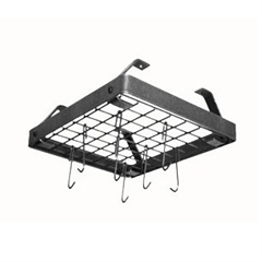 Enclume Low Ceiling Square Pot Rack