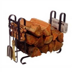 Enclume LR19a Large Modern Log Rack