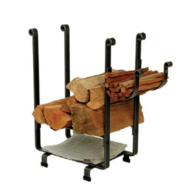 Enclume LR1bn Rectangular Rack with Newspaper Rack