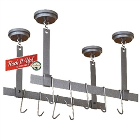 Enclume RACK IT UP Ceiling Bar Pot Rack (pair)