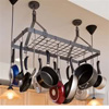 Enclume RACK IT UP Expandable Rectangular Ceiling Rack