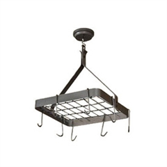 Enclume RACK IT UP Square Ceiling Pot Rack