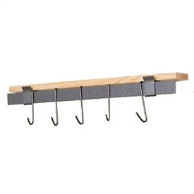 Enclume Wall Bar & Bamboo Shelf