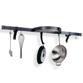 Enclume Wall Shelf with Half Circle