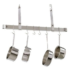 Enclume Adjustable Ceiling Bar Rack 54""