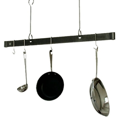 Enclume 48-inch Offset Hook Ceiling Bar Rack