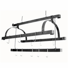 Enclume Three Bar Pot Rack