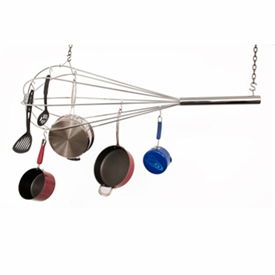 Wrought Iron Enclume Giant Whisk by Enclume