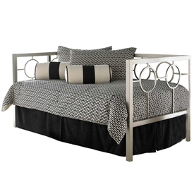 Astoria Iron Daybed Champaign Finish