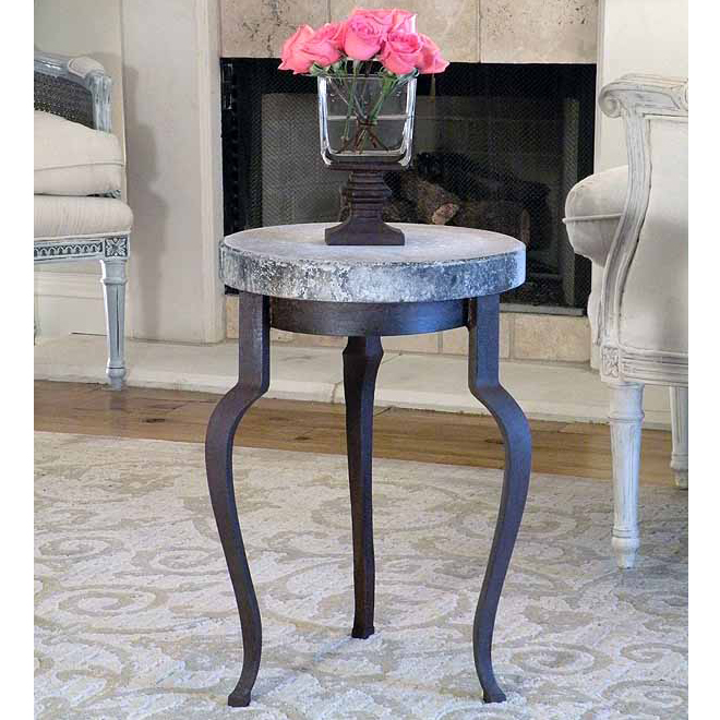 Explore the Wrought Iron Versace Side Table online | Timeless ...