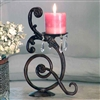 Pictured is The Tutwiler Candle Holder from Griffin Creek