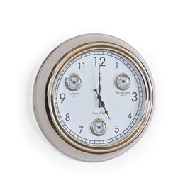 Concierge Wall Clock
