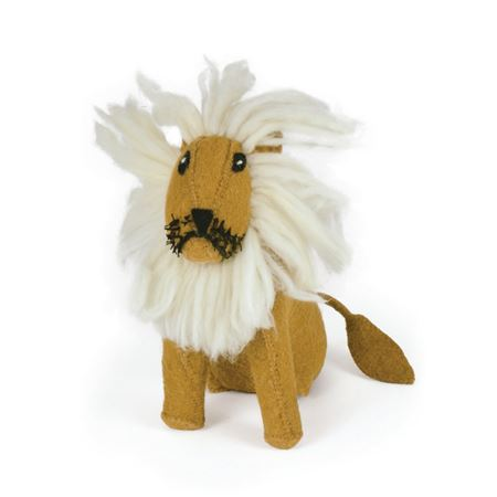 Soft Lion Doorstop