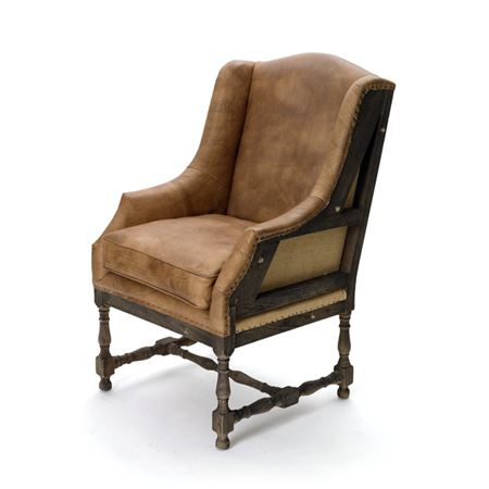 Deconstructed Wing Chair