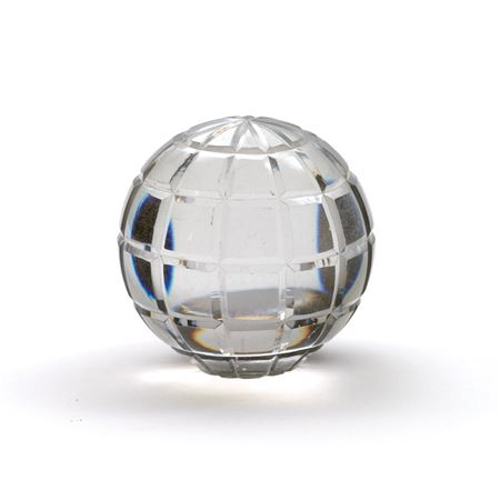Geometric Glass Ball