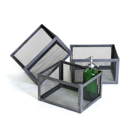 Square Office Basket